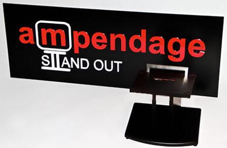 Ampendage Sign